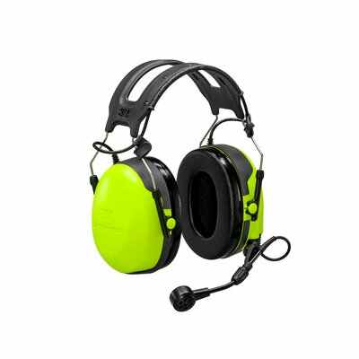 3M PELTOR CH-3 Headset with PTT Headband - First Source Wireless