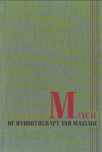 Manual of Hydrotherapy and Massage