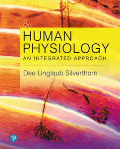 Human Physiology, an integrated approach, 8th ed.