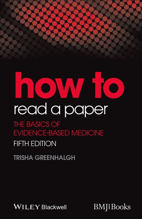 How To Read a Paper, 5th ed.