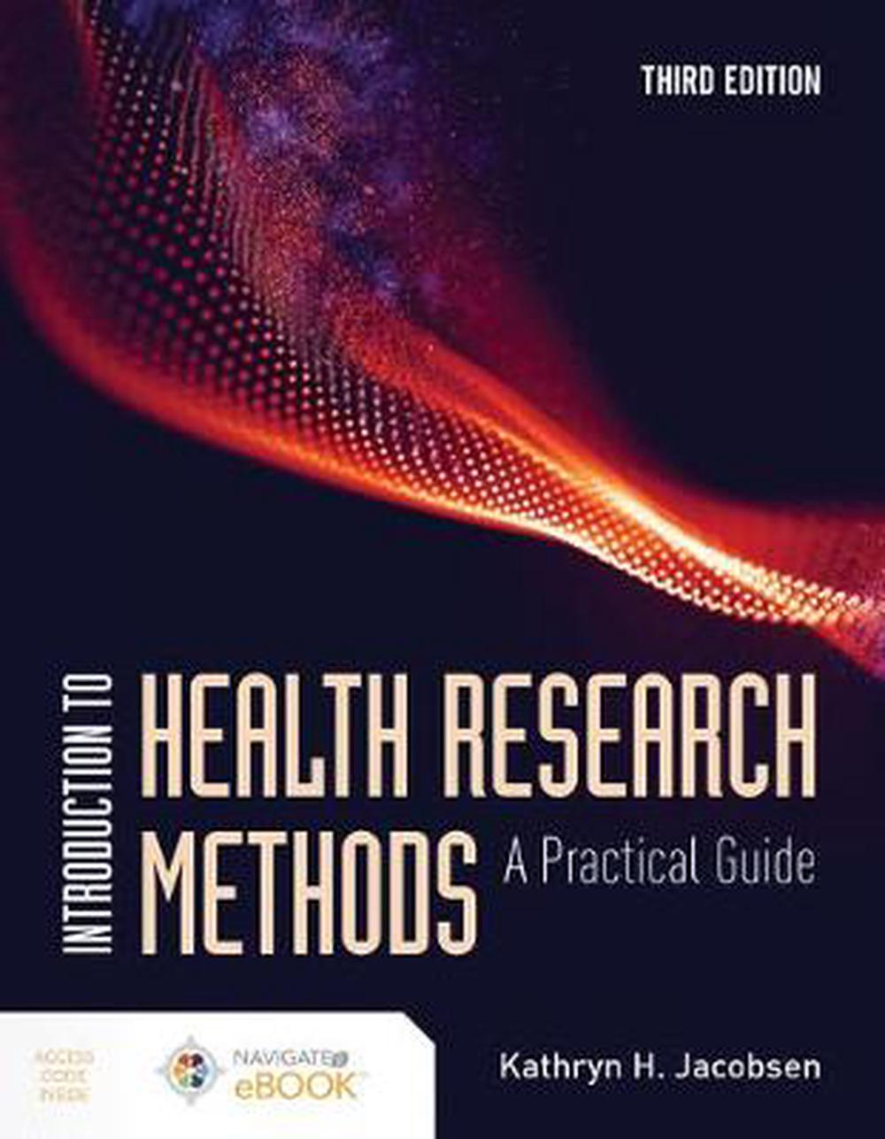 Introduction to Health Research Methods, 3rd ed.