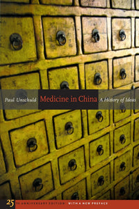 Medicine In China: a history of ideas