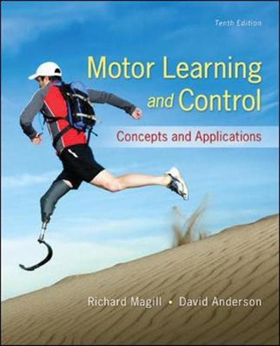 Motor Learning and Control, 10th ed.