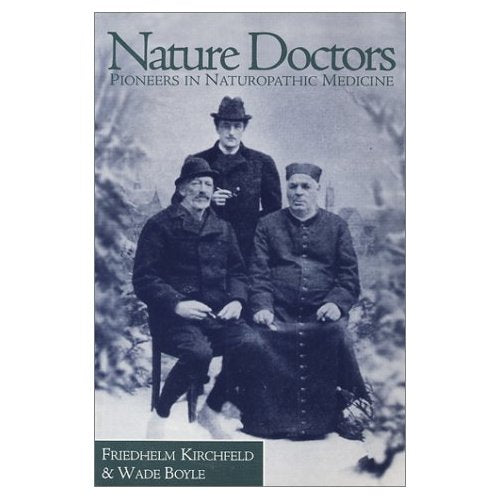 Nature Doctors OUT OF PRINT