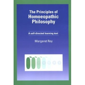 Principles of Homoeopathic Philosophy