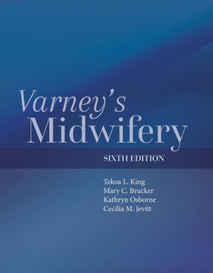 Varney's Midwifery, 6th ed. (USED only)
