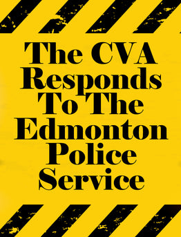 Canadian Vaping Association's response to the Edmonton Police Service's (EPS) letter being sent to vape shops.