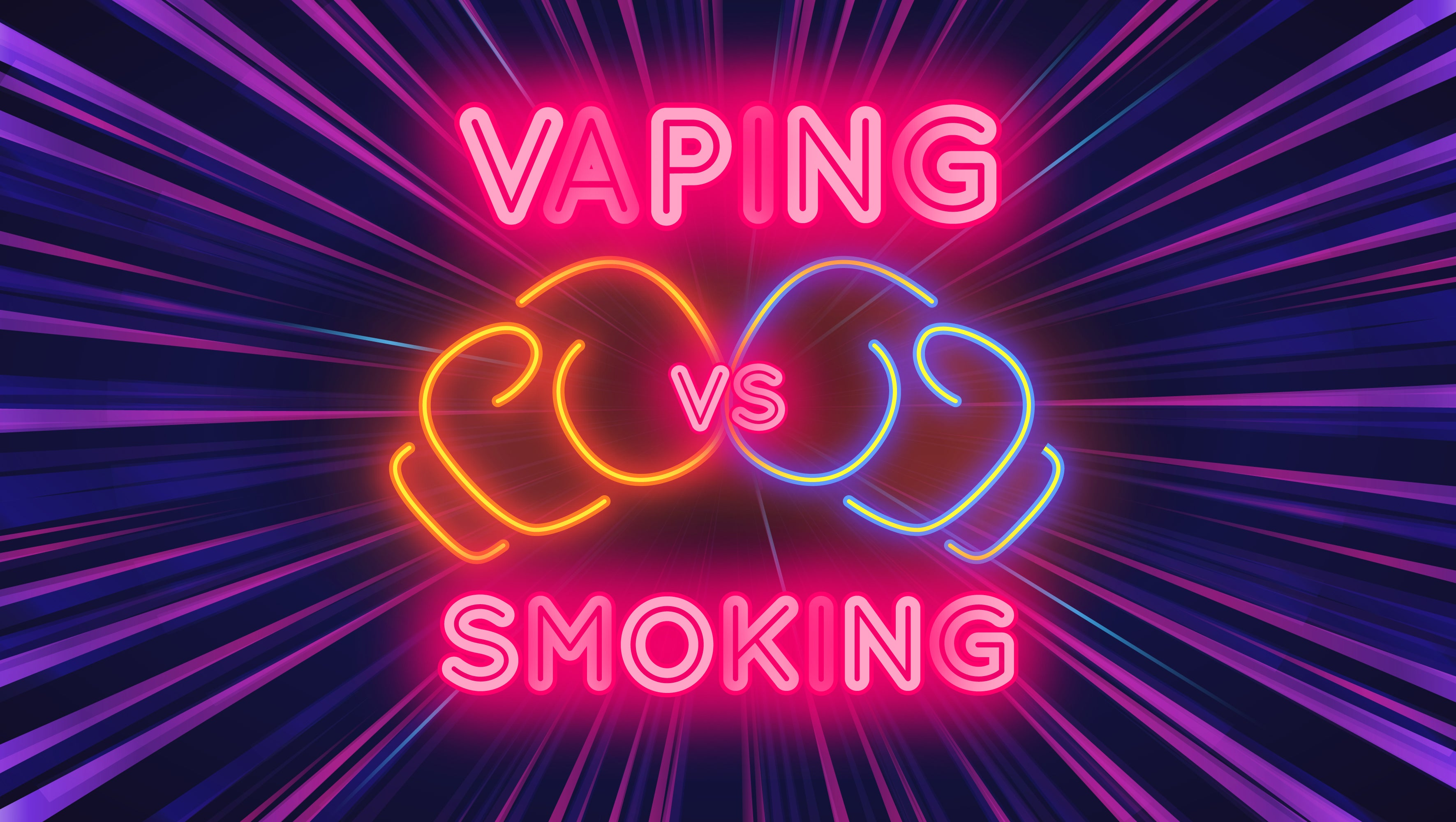 Why Vaping Is Healthier Than Tobacco Cigarettes | Edmonton Vape Shop