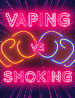 Why Vaping Is Healthier Than Tobacco Cigarettes