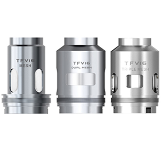 SMOK TFV16 Replacement Coils, General, SMOK - River City Vapes
