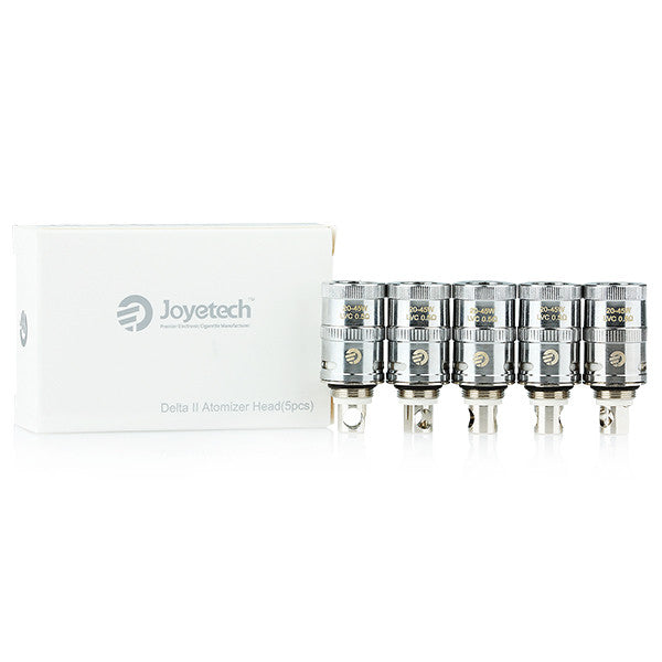 Joyetech Delta 2 Coils - River City Vapes