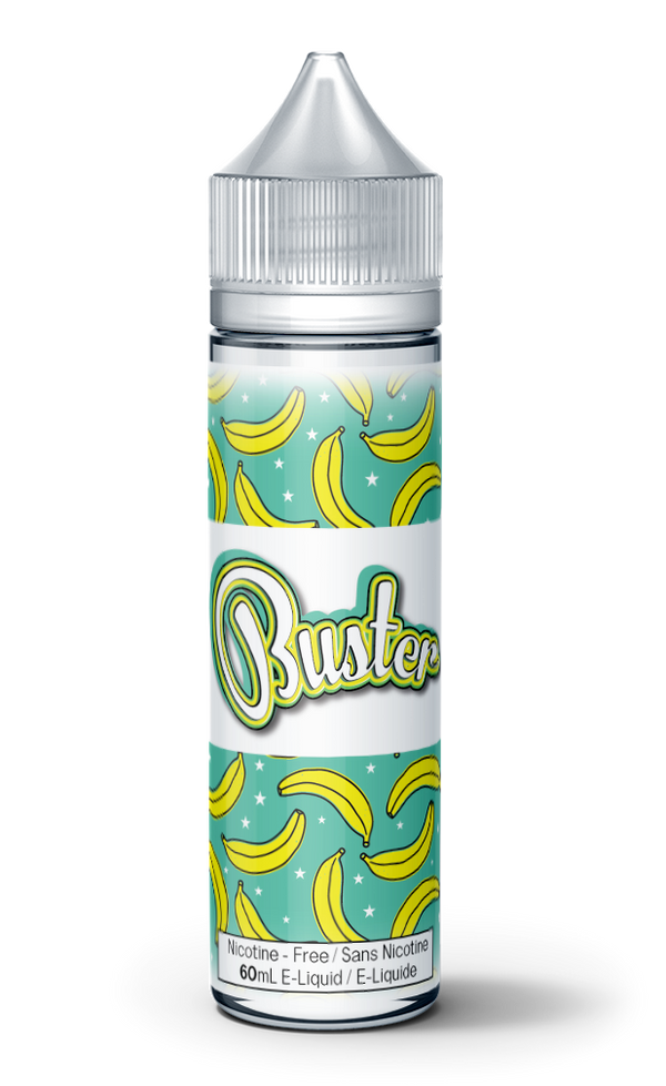 Buster, e-Liquid, RCV Remasters - River City Vapes