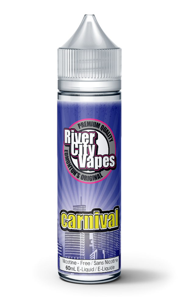 Carnival, e-Liquid, RCV Originals - River City Vapes
