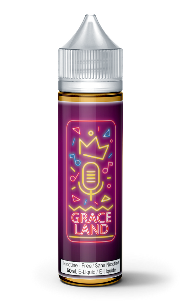 Graceland, e-Liquid, RCV Remasters - River City Vapes