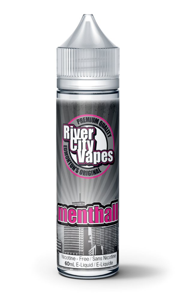 Menthall, e-Liquid, RCV Originals - River City Vapes