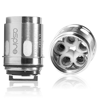 Aspire Athos Replacement Coils, Coils, Aspire - River City Vapes