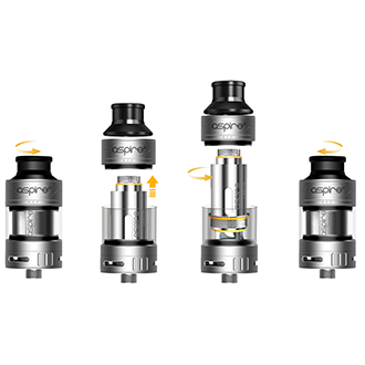 Aspire Cleito 120 Replacement Coils, Coils, Aspire - River City Vapes