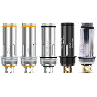 Aspire Cleito and Cleito Pro Coils