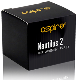 Aspire Nautilus 2 2ml Replacement Glass, Tank Accessories, Aspire - River City Vapes