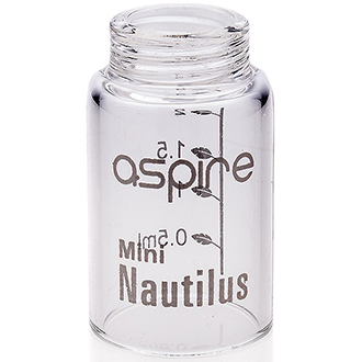 Aspire Nautilus Mini Replacement Glass, Tank Accessories, Aspire - River City Vapes