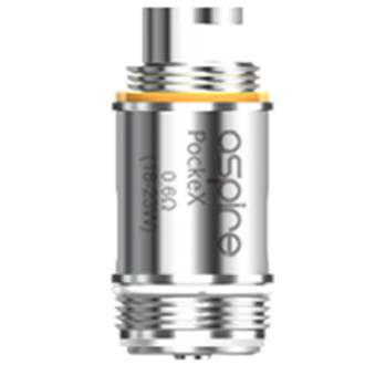 Aspire PockeX Replacement Coils - River City Vapes