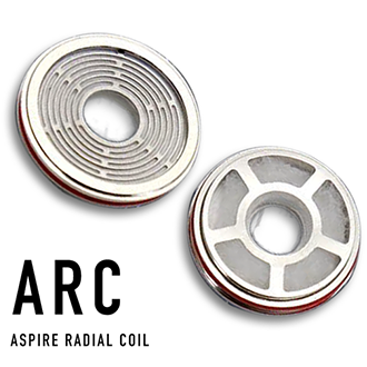 Aspire Revvo ARC Coils, Coils, Aspire - River City Vapes