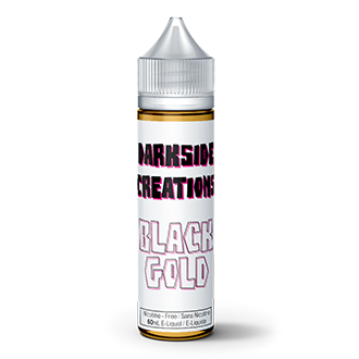Black Gold, e-Liquid, DSV - River City Vapes