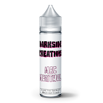 Mac Menthol, e-Liquid, DSV - River City Vapes