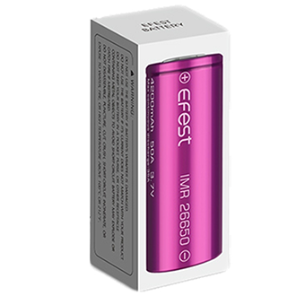 Efest 35A 4200 mAh 26650 - River City Vapes