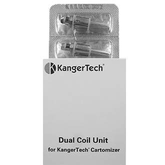 Kangertech Dual Coils - River City Vapes