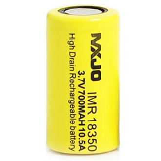 MXJO 7A 700 mAh 18350, Battery, MXJO - River City Vapes