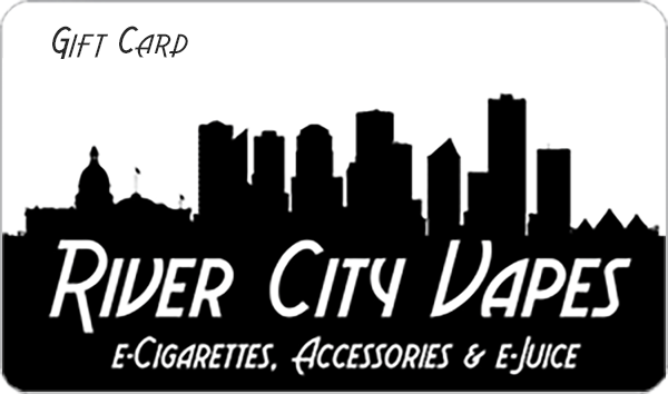 7dd650c23b River City Vapes Gift Cards - Available Online or In Store