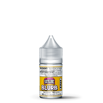 Blurb Salt Nic, e-Liquid, RCV Skyline - River City Vapes