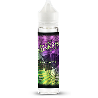 Matata, e-Liquid, Twelve Monkeys - River City Vapes