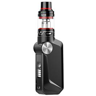 Voopoo Mojo Starter Kit Black