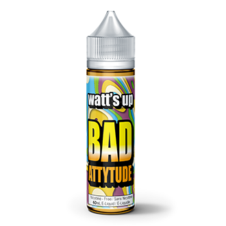 Bad Attytude, e-Liquid, Watt's Up - River City Vapes