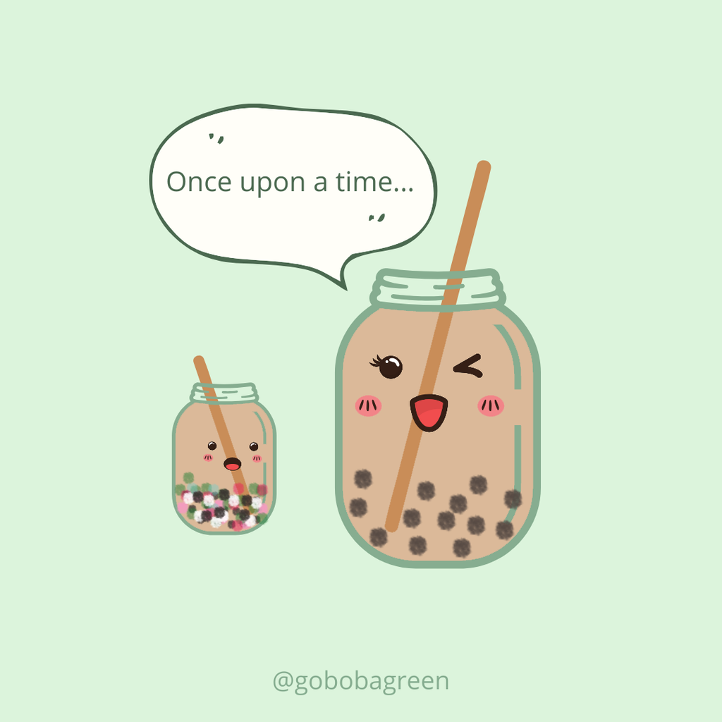A brief history of boba tea