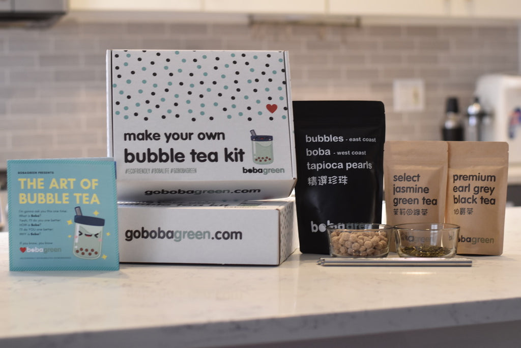 Bubble Tea Kits & Refills