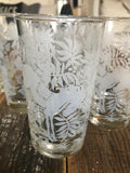 Etched Beverage Glasses