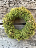 Preserved Moss Wreath