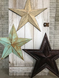 Creamy Yellow Star