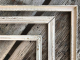 White Wood Picture Frame Assortment