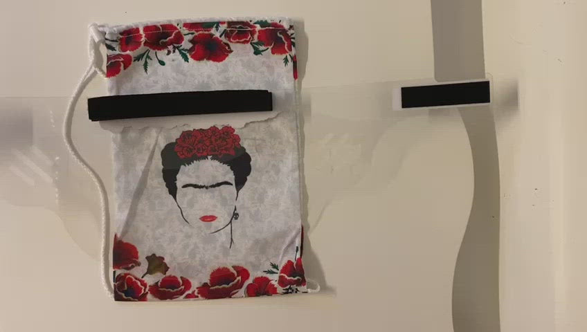 How to use your Frida Bag