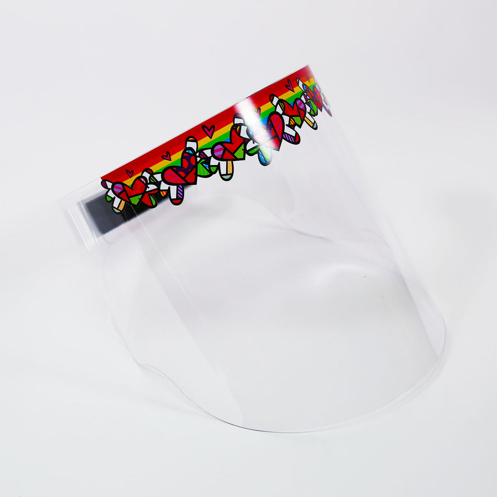Britto medical face shield