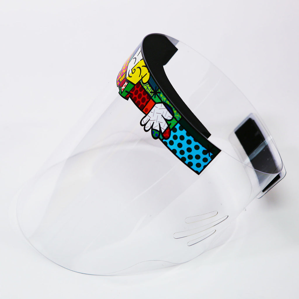 Britto medical face guard