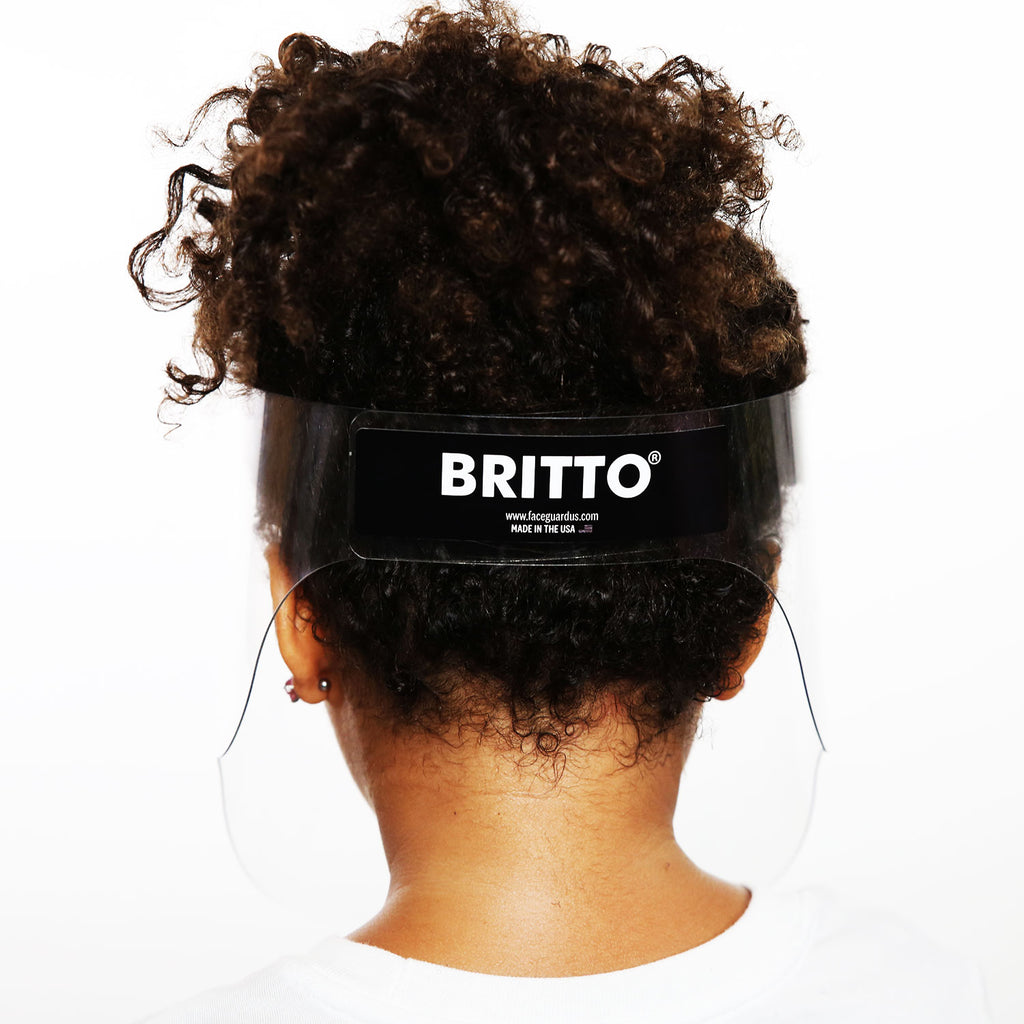 Britto kids face guard
