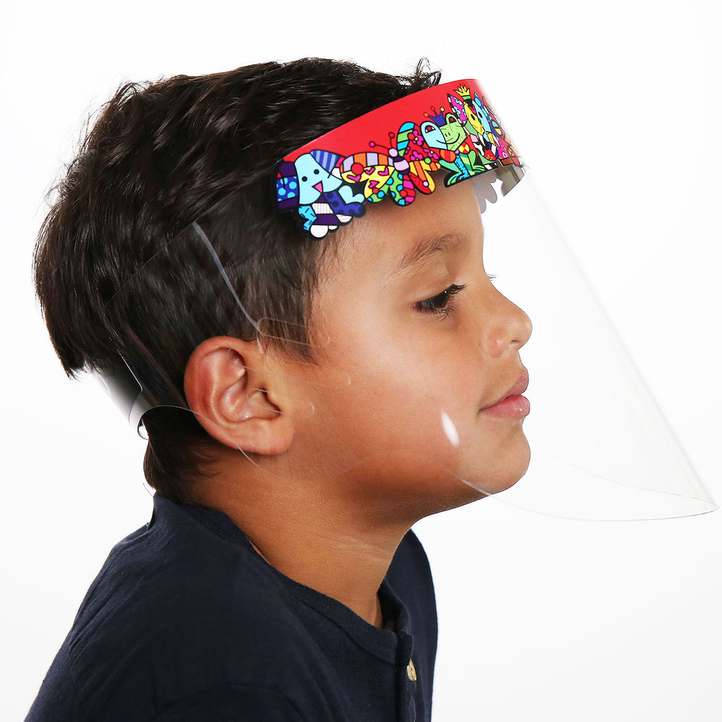 Britto kids medical shield