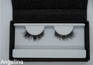 Magnetic Eyelashes - Angelina