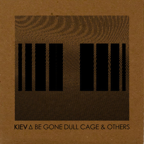 "DD - ""Be Gone Dull Cage + Others"" Digital Download (Lossless WAV)"
