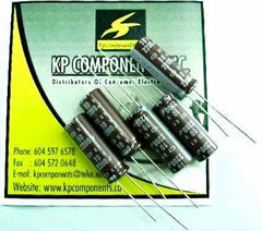 2200uF 10V CAP 6,000 Hrs @105°C/ EKY-100ELL222MJ30S - United Chemi-Con - Capacitor - KP Components Inc